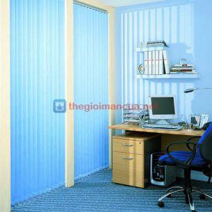 Màn văn phòng-Rèm lá dọc