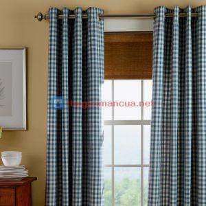 Rèm vải cửa sổ cản sáng đẹp sang trọng
