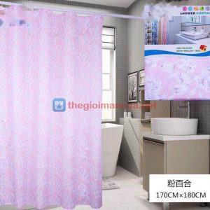 Mành rèm phòng tắm giá rẻ